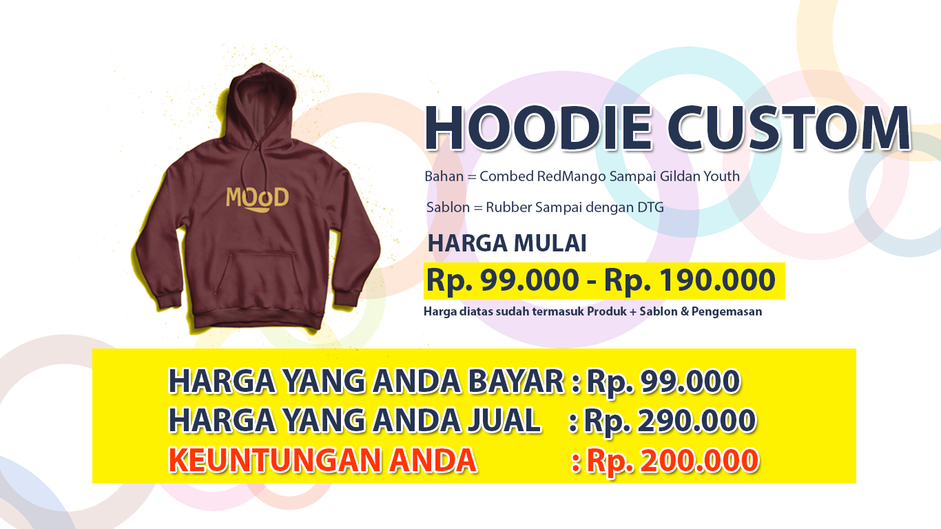 desain hoodie