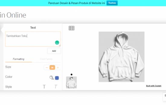 desain online